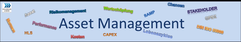Titelbild: Asset Management